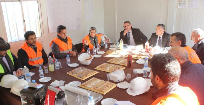 Photo of مشروع كلف 190 مليون درهم.. المياه العادمة لعين عودة لسقي الكولف الملكي دار السلام