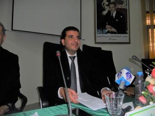Photo of الموقع الرياضي الالكتروني mco.ma يهنيء محمد هوار رئيس المولودية بالمولود الجديد