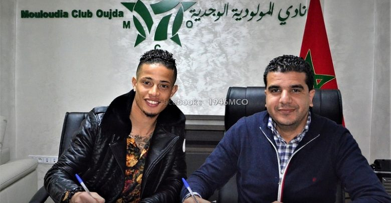 Photo of رسميا :   المولودية الوجدية توقع مع  كلا من جيفيرسون ، ونوح وائل