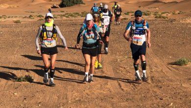 Photo of LE 4ème RACE DESERT MARATHON PREND FIN EN APOTHEOSE SUR LES DUNES DE SABLE DE MERZOUGA