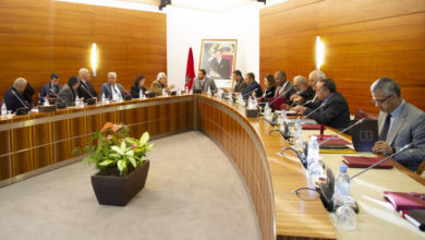 Photo of اللجنة المديرية لمؤسسة محمد السادس للنهوض بالأعمال الاجتماعية للتربية والتكوين تقدم حصيلتها السنوية وتعرض مخطط عمل 2020