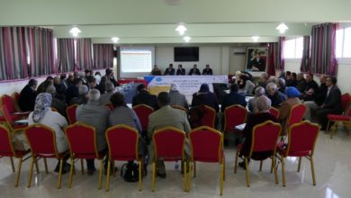 Photo of المديرية الإقليمية وجدة أنجاد تعقد لقاء تواصليا حول البرنامج الوطني للتربية الدامجة