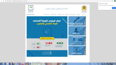 Photo of تسجيل  64 حالة اصابة بفيروس كورونا  المستجد بالمغرب ،  بانخفاظ يقدر ب 50 في المائة مقانة مع العدد المسجل بالأمس