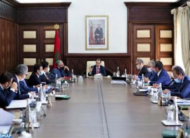 Photo of أشغال اجتماع مجلس الحكومة ليوم الخميس 23 يوليوز2020  السيد العثماني : المغرب حقق إنجازات مهمة في عهد جلالة الملك وصنع نجاحات كبيرة