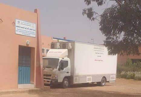 Photo of الحاجة إلى مستشفى إقليمي متنقل بإقليم فجيج
