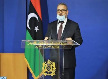 "Photo of رئيس مجلس النواب الليبي يثمن ""عاليا"" دور المملكة في مساعدة بلاده على الخروج من أزمتها"