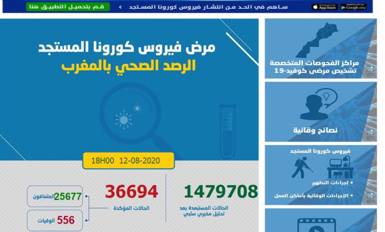 Photo of وزارة الصحة: كوفيد-19 .. تسجيل (1499) إصابة جديدة و 292 حالة شفاء خلال الـ24 ساعة الماضية