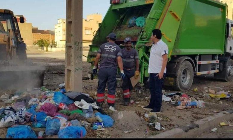 Photo of عمال النظافة.. المعذبون يوم العيد