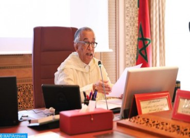 Photo of السيد مصطفى فارس يدعو المسؤولين القضائيين إلى التقيد الصارم بكل التدابير الوقائية التي سبق اتخاذها لمواجهة (كوفيد-19)